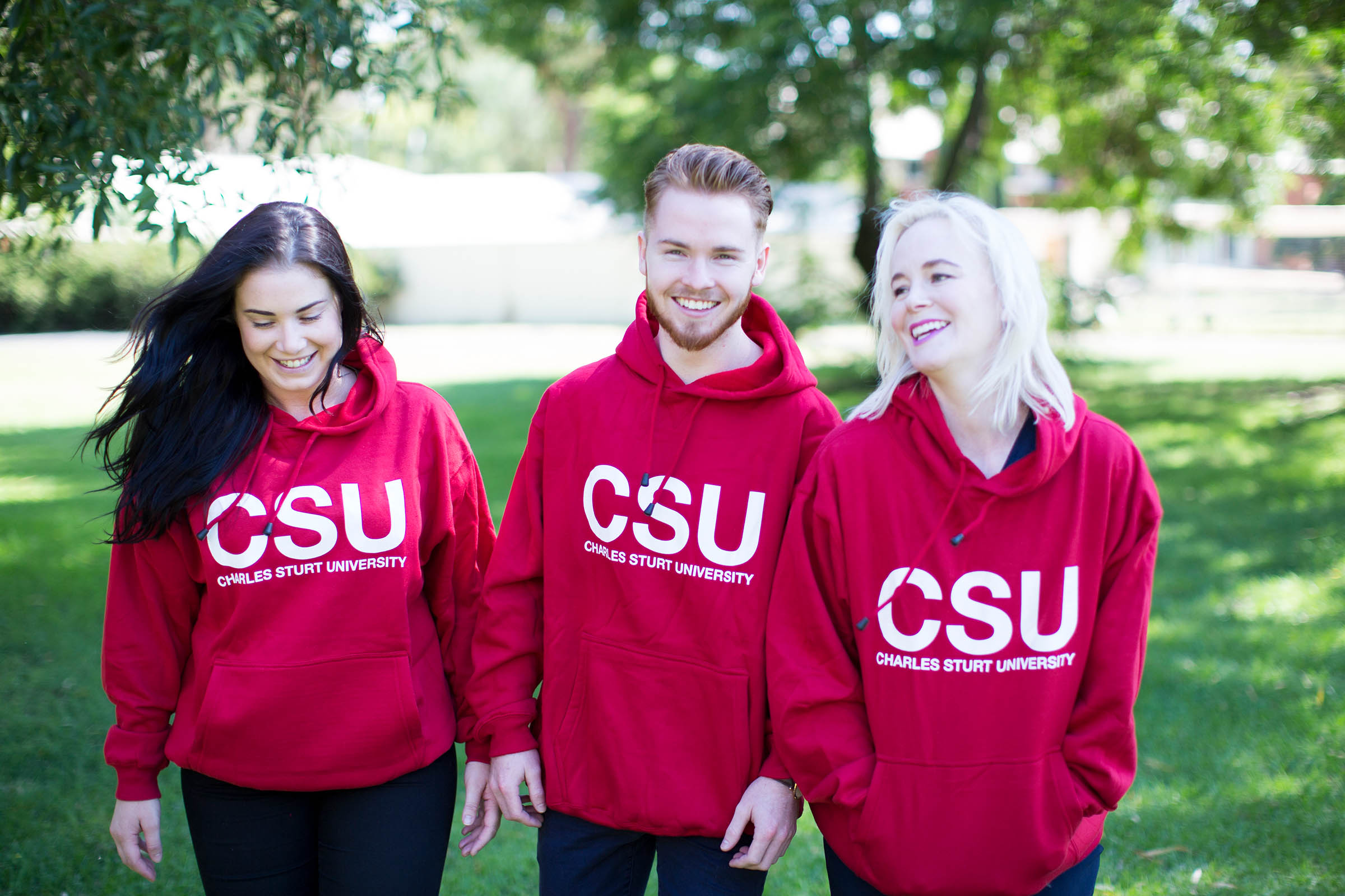 10 signs you went to uni at CSU