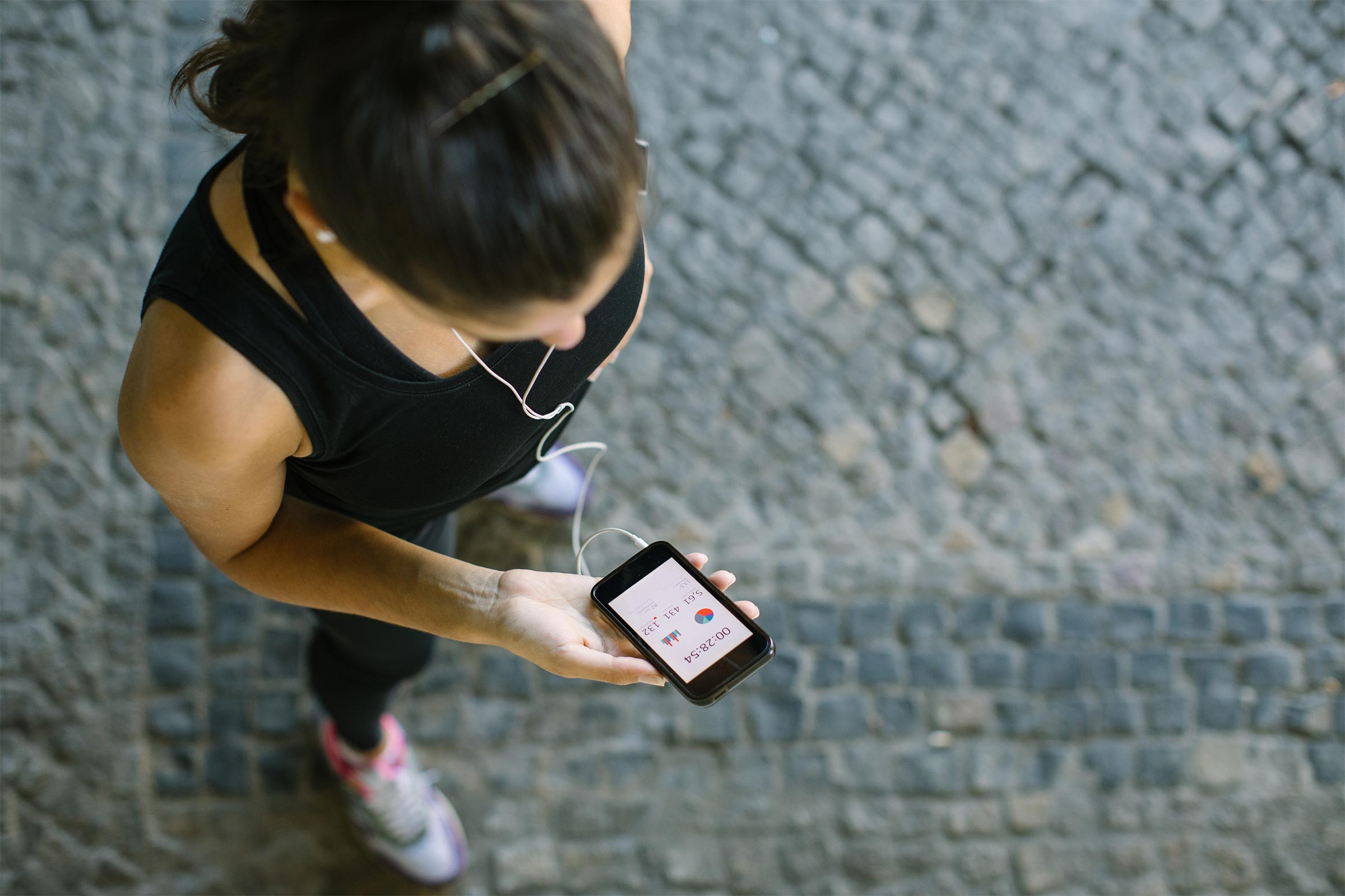 Digitising health prescription in a world of wearables