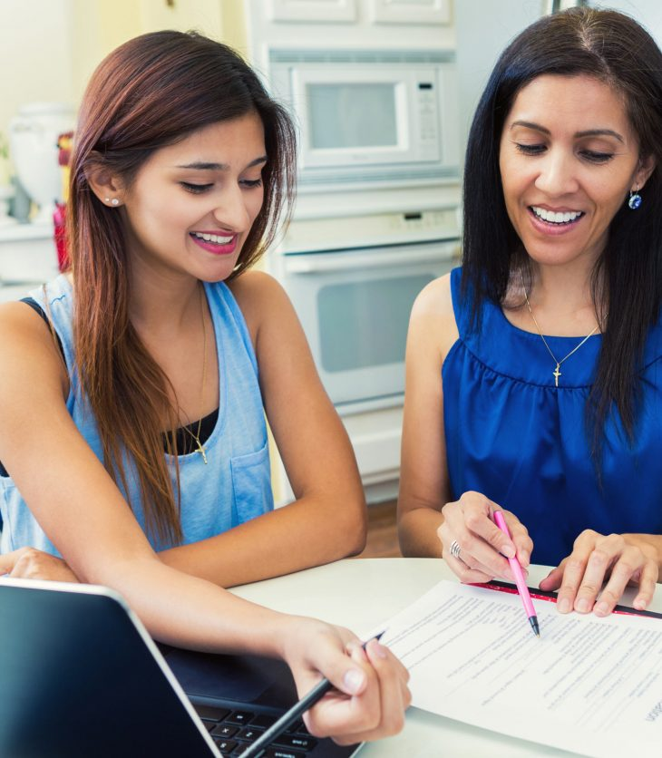 Everything to know to help your child apply to university