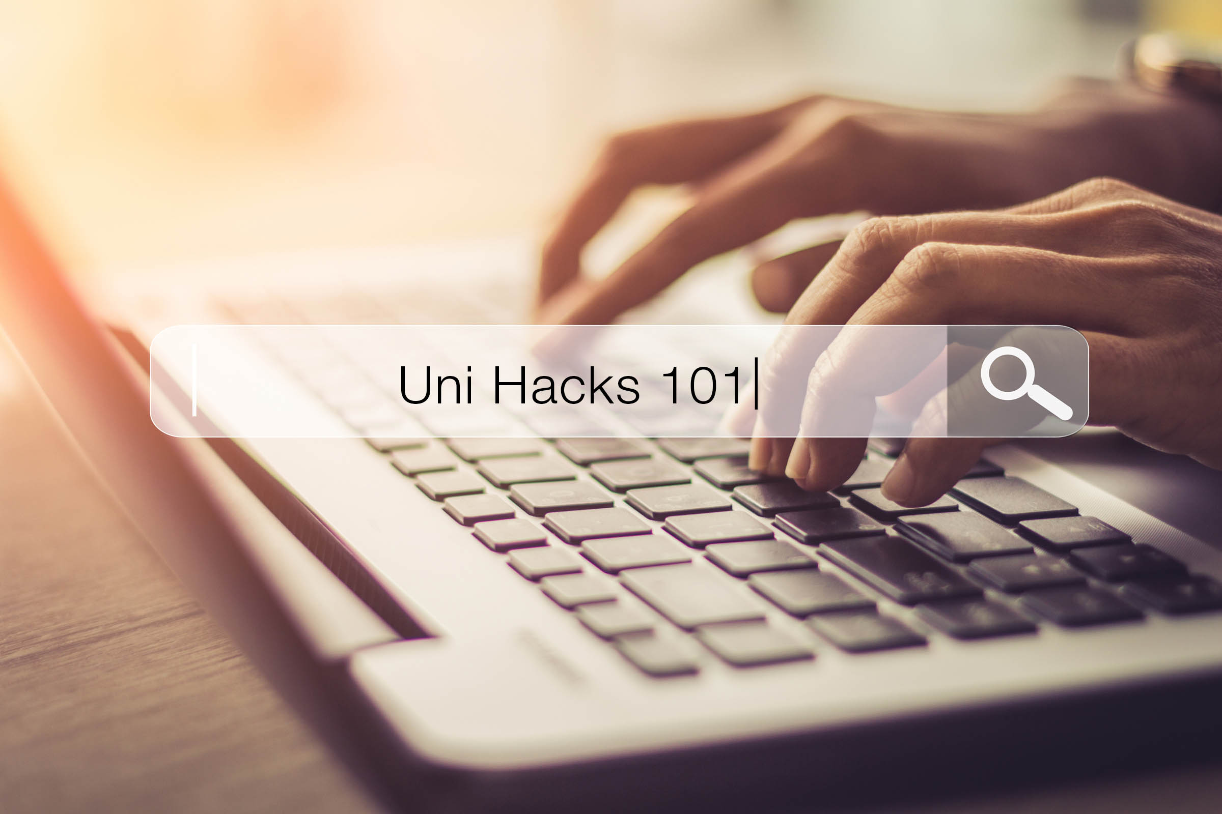 Uni hacks 101: CSU library