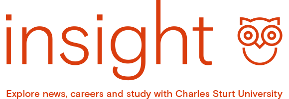 Insight Charles Sturt University logo